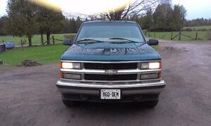 1998 Chevrolet C/K Pickup 1500 Silverado Extenda Cab