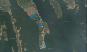 Lot, Morris Island