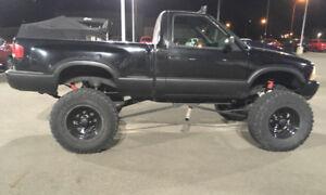 Sweet 4X4 Mud Truck