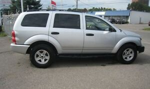 2005 Dodge Durango SLT  LOADED/ LEATHER/ ONLY 168OOOKM /6 MONTHS