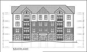 Terrain Gatineau/Aylmer - multi-logement - 40 unités de condos