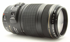 Canon EF 70-300mm f/4-5.6 IS USM Made in Japan / 100% NEUF