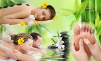 Massage Therapy Starts at $35