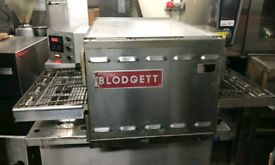 BLODGETT 18/20 CONVEYOR PIZZA OVEN