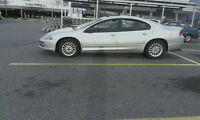 2000 Chrysler Intrepid Sedan