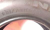 4 pneus d ete 185-70-14 tres bonne condition marque nexen
