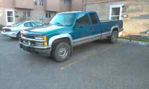 1997 chevrolet 2500 6.5l turbo diesel