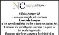Associate Lawyer