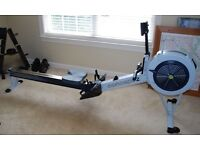 Concept2 Model D Indoor Rower (Rowing machine)
