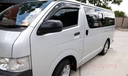 Weather shields for Toyota Hi Ace vans was $60 now only $30