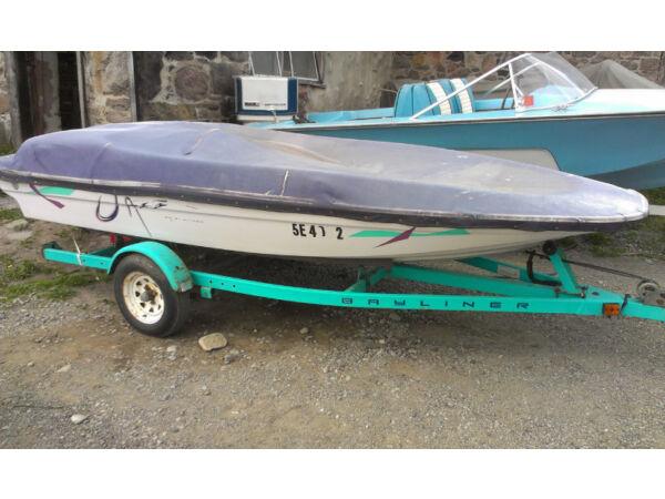 Used 1993 Bayliner Jazz Jetboat