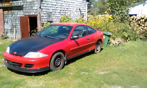 Looking for parts car