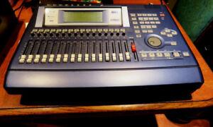 Multitrack recorder Korg d1600 mk2