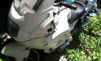 BMW R1100RT-P Projet / Pièces / Project or Parts
