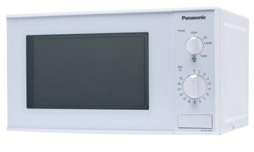 Panasonic Mikrowelle weiss NN-E201WMEPG 20L