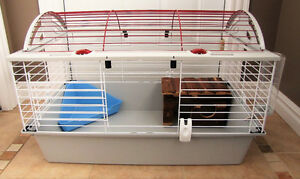 Living World Deluxe Small Animal Cage