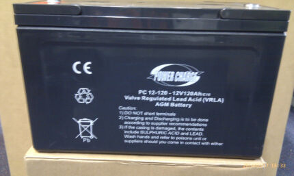 12V 120AH AGM Deep Cycle Battery Neerabup Wanneroo Area Preview