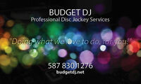 Budget Event DJ from as low as $300!