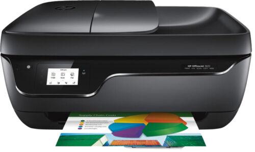 HP OfficeJet 3831 All-in-One 4 in 1 Drucker Scanner Fax Kopierer Wlan Neu OVP