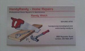 Insured Handyman Services London Ontario image 1