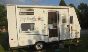 Roulotte - Caravanne - Jayco Jay Feather 165