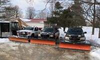 South Frontenac Snow Plowing and Sanding services
