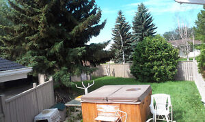 HUGE BACHELOR ROOM  IN BSMT OF HOUSE APPROX 400 SQ FT. SOUTH EDM