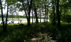 Waterfront lot , Coy Lake Upper Gagetown