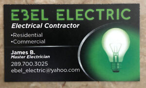 Electrical contractor for your residential and commercial