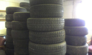 Massive Used Tire Sale -  All Must go
