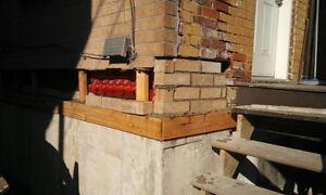 Reno-Briqueteur Macon 30ans exp estimation gratuit  438-401-1365