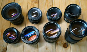 Konica collection lens