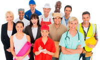 LOOKING FOR WORK? WE CAN HELP! *FREE* Employment Services