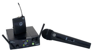 AKG WMS 40 Wireless Mic System