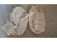 Mountain buggy sleeping bags