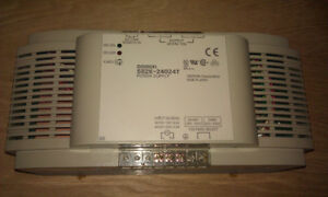 Power supply- 120VAC to 24VDC 10 Amps