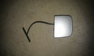 Volvo C30 OEM front tow hook cover lid - front bumper piece