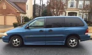 For Sale-2003 Ford Windstar