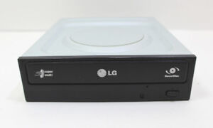 LG Super Multi DVD Rewriter IDE Model: GH22NP20