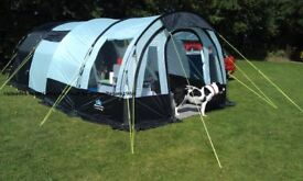 4 to 5 place tent Sunn Camp Focus. Good condition.