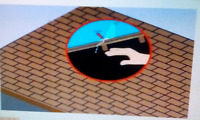 Urgence toiture infiltration / roof repair water
