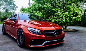 2017 Mercedes-Benz C-Class AMG C 63 S Coupe (2 door)