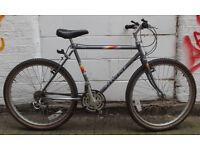 Vintage MTB city bike PEUGEOT 19inch frame - serviced & warranty - Welcome for test ride