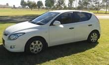 2011 Hyundai i30 Hatchback - 6sp man 1.6L tdiesel amazing economy Alice Springs Alice Springs Area Preview