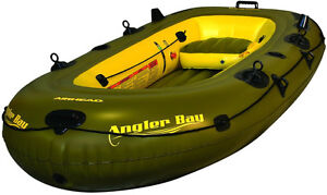 HOT DEAL - BRAND NEW - Airhead Angler Bay Inflatable Boat