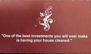 HOUSE CLEANING SERVICES - openings available!  Peterborough Peterborough Area image 1