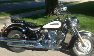 2011 North American Final Edition 1100 Yamaha V Star Classic