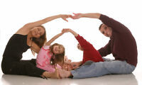Family Yoga - Parent and School Age Child Yoga