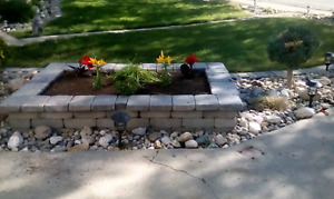 Landscaping project's