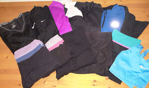 Womens athletic wear- size large